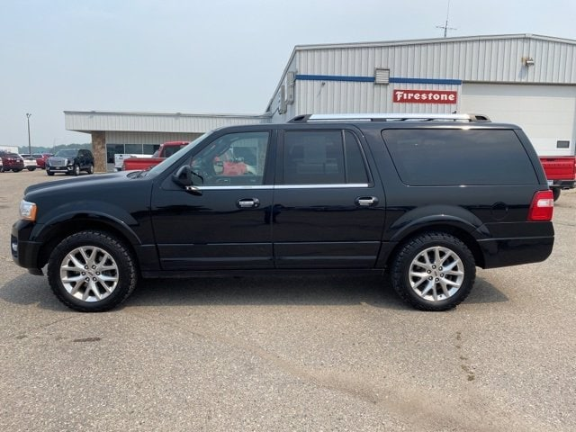 Used 2017 Ford Expedition Limited with VIN 1FMJK2AT4HEA66645 for sale in Fertile, Minnesota