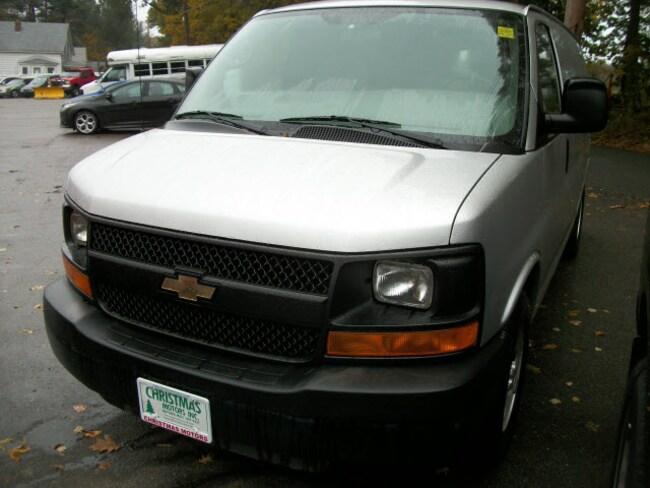 2010 Chevrolet Express 1500 1500 1500  Cargo Van
