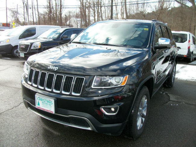 2015 Jeep Grand Cherokee Limited 4x4 Limited  SUV