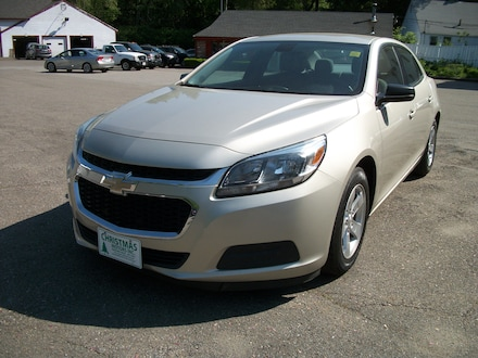 2014 Chevrolet Malibu LS w/1FL Sedan