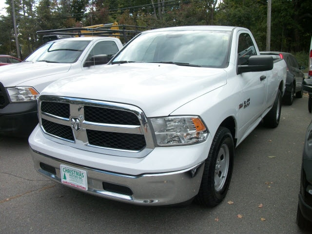 2016 Ram 1500 Tradesman 4x2 Tradesman  Regular Cab 8 ft. LB Pickup