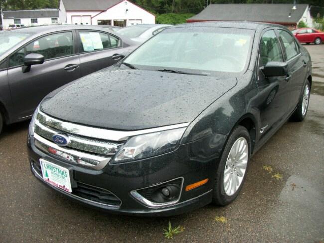 2010 Ford Fusion Hybrid Sedan