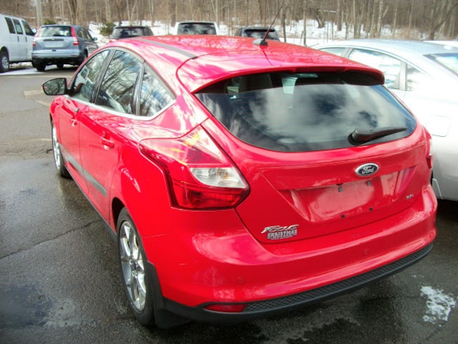 Used 2012 Ford Focus SEL For Sale | Maynard MA