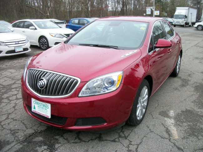2016 Buick Verano Base Base  Sedan w/1SD