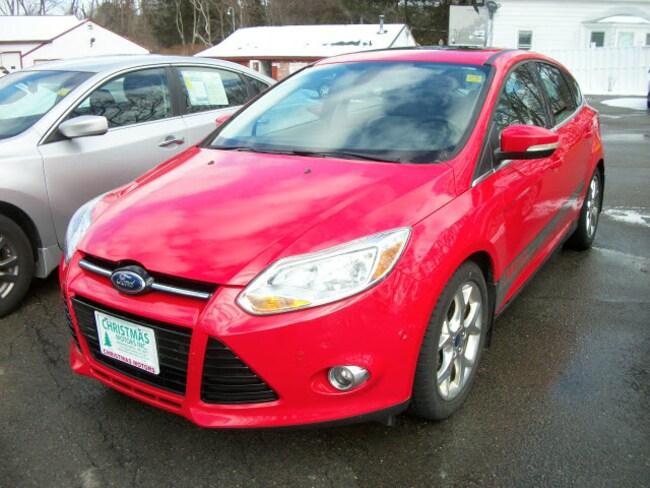 2012 Ford Focus SEL SEL  Hatchback