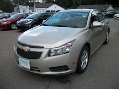 2014 Chevrolet Cruze LT LT Fleet  Sedan w/1FL