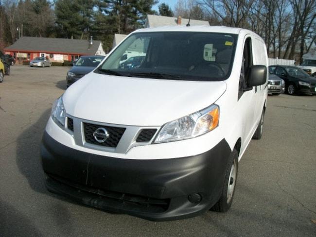 2018 Nissan NV Cargo Van