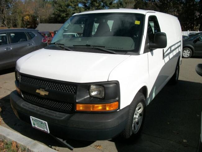 2011 Chevrolet Express 1500 1500 1500  Cargo Van