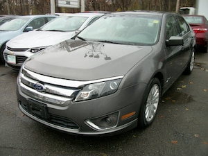 2011 Ford Fusion Hybrid
