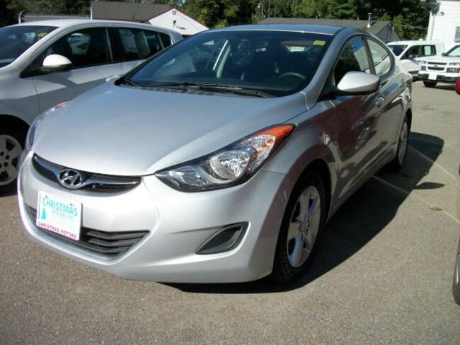 2013 Hyundai Elantra Limited Limited  Sedan