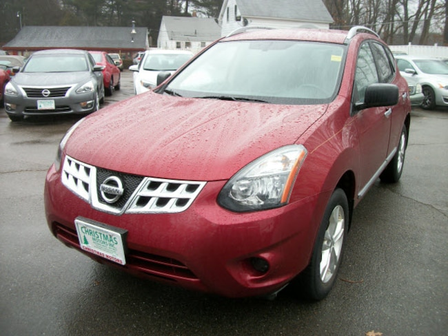 2015 Nissan Rogue S AWD S  Crossover