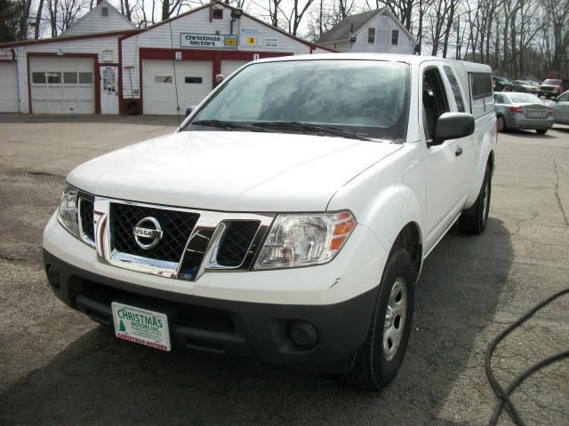 2014 Nissan Frontier King Cab