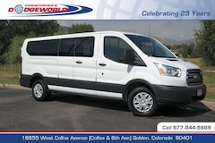 2016 Ford Transit-350 Wagon Low Roof Wagon