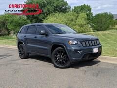 Used 2018 Jeep Grand Cherokee Laredo 4x4 SUV for sale in Golden, CO