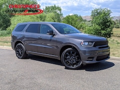 Certified Pre-Owned 2019 Dodge Durango GT SUV for sale in Golden, CO