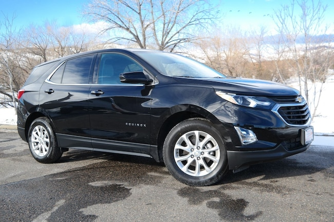 Used 2018 Chevrolet Equinox LT w/1LT SUV Golden CO