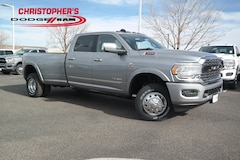 New 2020 Ram 3500 LIMITED CREW CAB 4X4 8' BOX Crew Cab for sale in Golden, CO