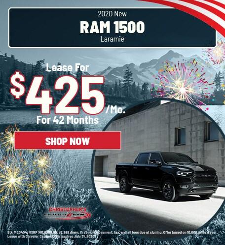 2020 New Ram 1500 Laramie