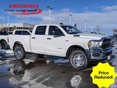 New 2019 Ram 2500 TRADESMAN CREW CAB 4X4 6'4 BOX Crew Cab for sale in Golden, CO