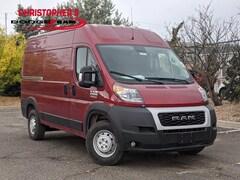 New 2021 Ram ProMaster 2500 CARGO VAN HIGH ROOF 136 WB Cargo Van for sale in Golden, CO near Denver