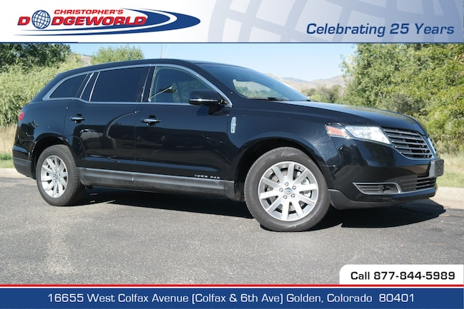 Used 2017 Lincoln MKT Livery SUV Golden CO