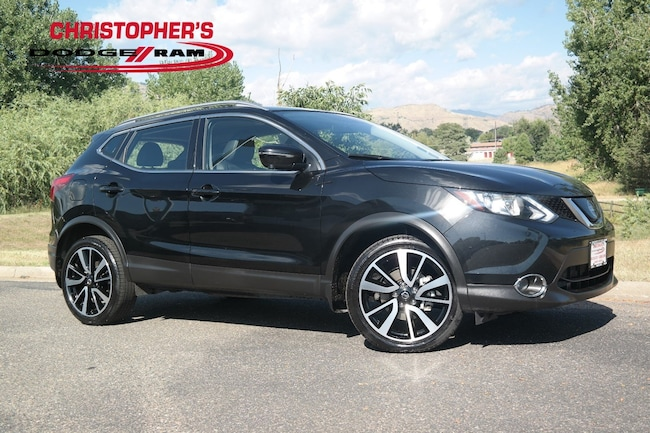 Used 2018 Nissan Rogue Sport SL SUV Golden CO