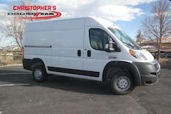 New 2019 Ram ProMaster 2500 CARGO VAN HIGH ROOF 136 WB Cargo Van for sale in Golden, CO near Denver