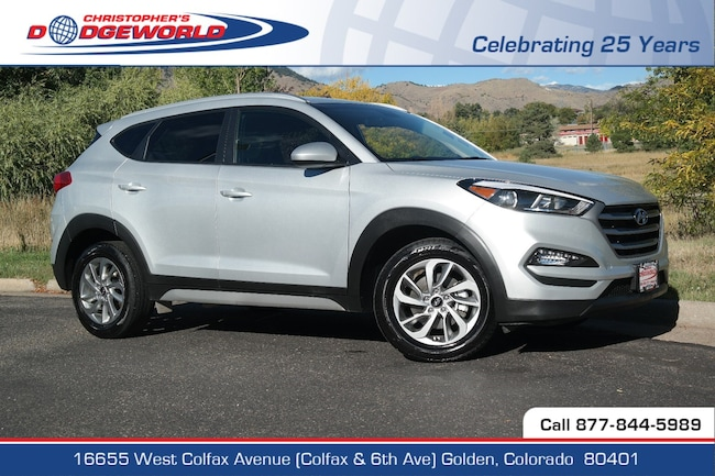 Used 2018 Hyundai Tucson SE SUV Golden CO