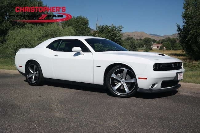 Used 2019 Dodge Challenger R/T Coupe Golden CO