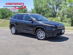 Used 2016 Jeep Cherokee Latitude 4x4 SUV for sale in Golden, CO