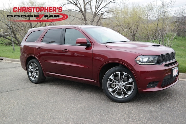 Certified  2019 Dodge Durango R/T SUV Golden CO
