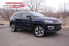 Used 2019 Jeep Compass Limited 4x4 SUV for sale in Golden, CO