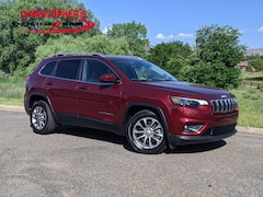 Used 2019 Jeep Cherokee Latitude Plus FWD SUV for sale in Golden, CO