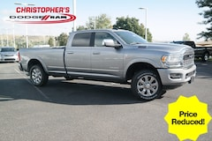 New 2019 Ram 2500 LIMITED CREW CAB 4X4 8' BOX Crew Cab for sale in Golden, CO