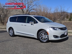 Certified Pre-Owned 2019 Chrysler Pacifica Limited Van Passenger Van for sale in Golden, CO