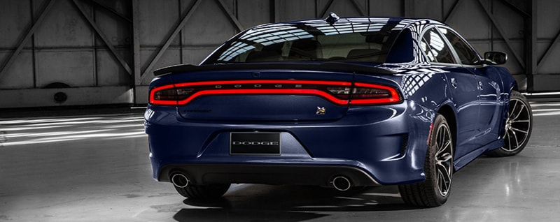2017 Dodge Charger Exterior