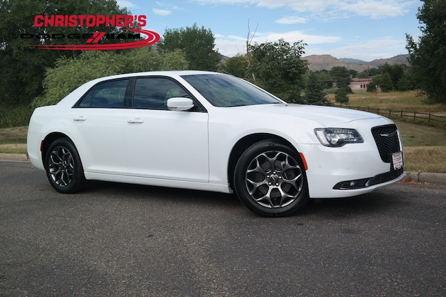 Used 2018 Chrysler 300 S Sedan Golden CO