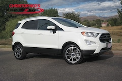 Used 2019 Ford EcoSport Titanium SUV for sale in Golden, CO