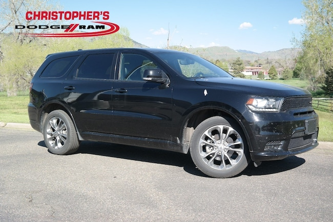 Used 2019 Dodge Durango GT SUV Golden CO