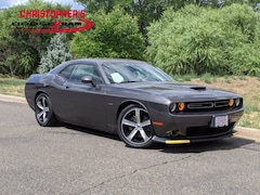 Certified Pre-Owned 2019 Dodge Challenger R/T Coupe for sale in Golden, CO