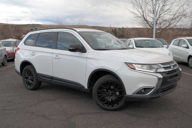 Used 2018 Mitsubishi Outlander CUV Golden CO