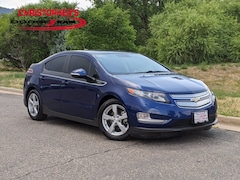 Used 2013 Chevrolet Volt Base Hatchback for sale in Golden, CO