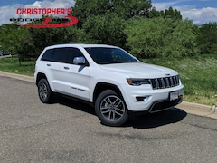 Used 2019 Jeep Grand Cherokee Limited SUV for sale in Golden, CO