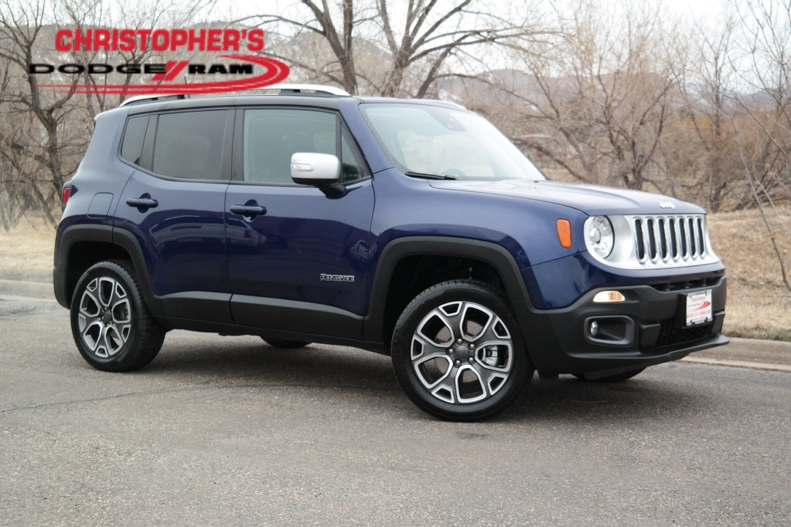 2018 Jeep Renegade Limited 4x4 SUV