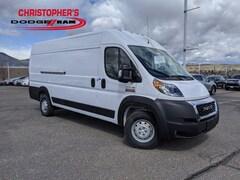 New 2019 Ram ProMaster 3500 CARGO VAN HIGH ROOF 159 WB EXT Extended Cargo Van for sale in Golden, CO near Denver