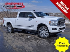 New 2019 Ram 2500 LIMITED CREW CAB 4X4 6'4 BOX Crew Cab for sale in Golden, CO