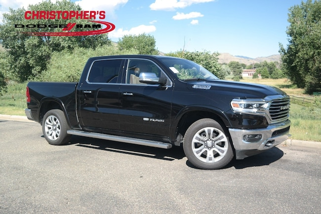 Used 2019 Ram All-New 1500 Longhorn Truck Crew Cab Golden CO
