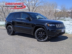 Used 2017 Jeep Grand Cherokee Laredo 4x4 SUV for sale in Golden, CO
