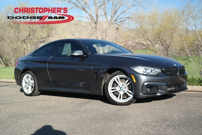 Used 2015 BMW 435i xDrive Coupe Golden CO