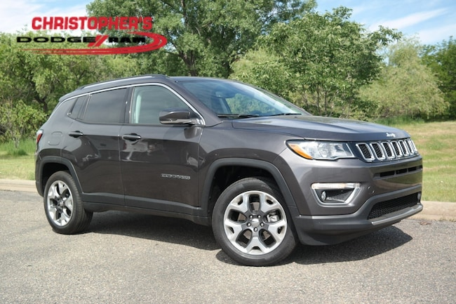 Used 2019 Jeep Compass Limited 4x4 SUV Golden CO